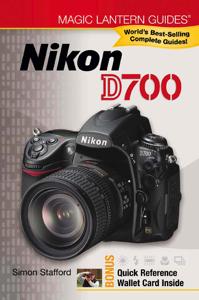 Magic Lantern Guides®: Nikon D700 La couverture du livre martien
