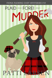 Plaid and Fore! and Murder book