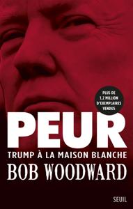 Peur - Trump à la Maison Blanche La couverture du livre martien