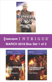 Harlequin Intrigue March 2018 Box Set 1 Of 2