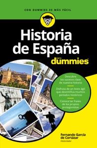 Historia de España para Dummies Book Cover