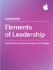 Apple Education - Elements of Leadership artwork