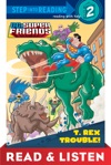 T Rex Trouble DC Super Friends Read  Listen Edition