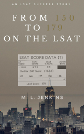 From 150 to 179 on the LSAT