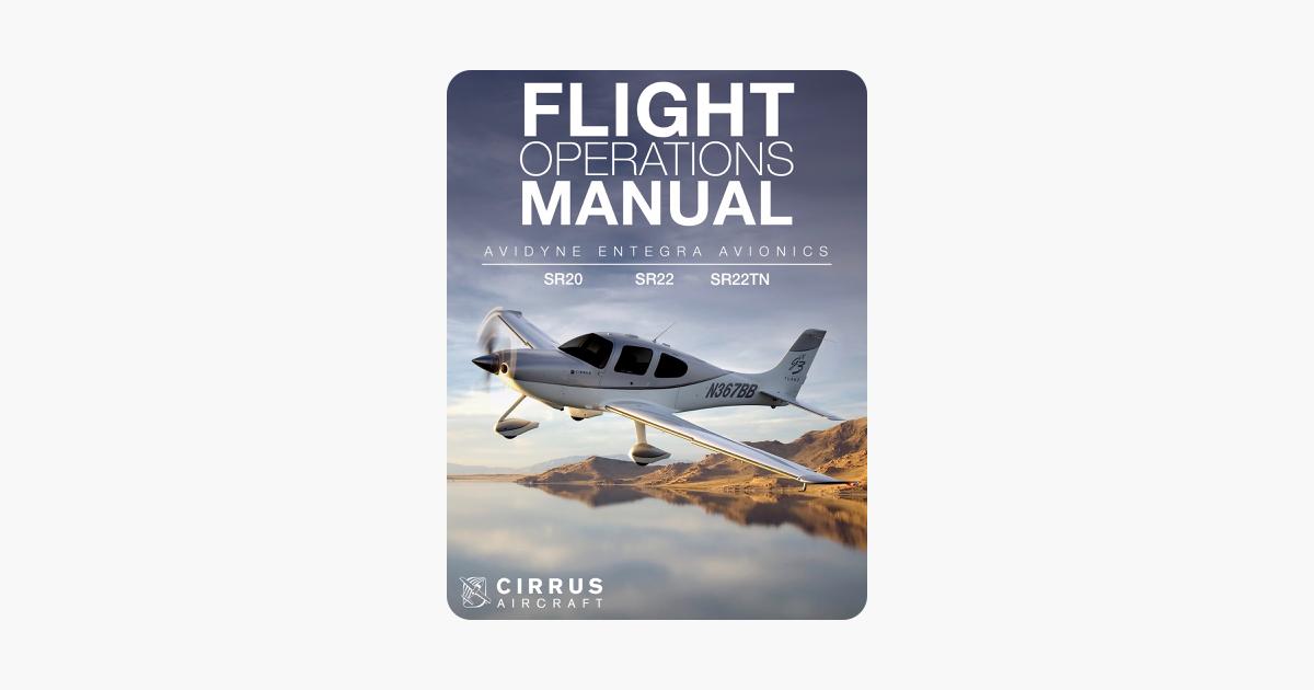 Flight Operations Manual - Cirrus Aircraft