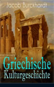 Griechische Kulturgeschichte Buch-Cover