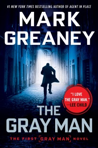 The Gray Man Book Cover