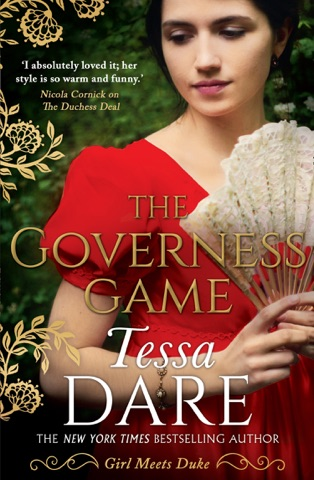 The Governess Game By Tessa Dare PDF Download