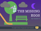 The Missing Eggs