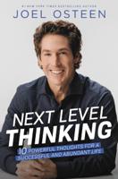 Joel Osteen - Next Level Thinking artwork