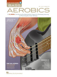 Bass Aerobics book