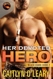 Her Devoted Hero - Caitlyn O'Leary book summary
