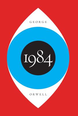 George Orwell - 1984 book