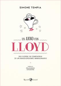 Un anno con Lloyd Copertina del libro