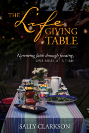 The Lifegiving Table book