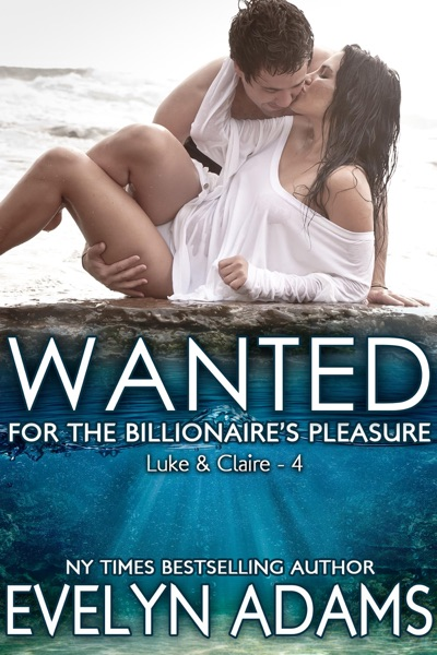 Wanted - Evelyn Adams book cover