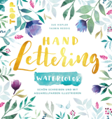 Handlettering Watercolor