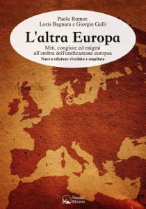 L'altra Europa Libro Cover