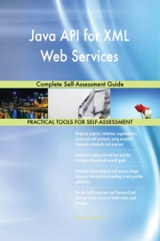 Java Api For Xml Web Services Complete Self Assessment Guide