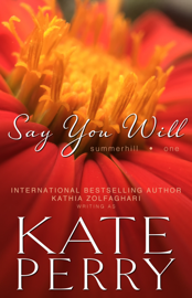 Say You Will - Kate Perry book summary
