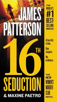 16th Seduction - James Patterson & Maxine Paetro book