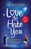 Jo Watson - Love to Hate You artwork