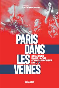 Paris dans les veines La couverture du livre martien