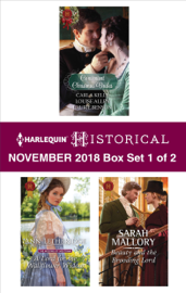 Harlequin Historical November 2018 - Box Set 1 of 2 book