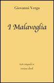 I Malavoglia di Giovanni Verga in ebook Book Cover