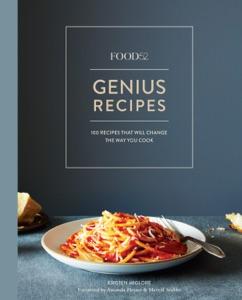 Food52 Genius Recipes Book Cover