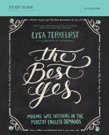 The Best Yes Study Guide PDF Download