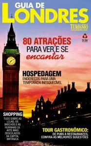 Guia de Lazer e Turismo 03 – Guia de Londres Book Cover