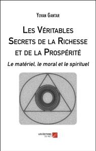 Les Véritables Secrets de la Richesse et de la Prospérité La couverture du livre martien