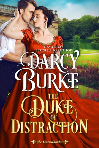 Darcy Burke - The Duke of Distraction