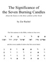 The Significance Of The Seven Burning Candles