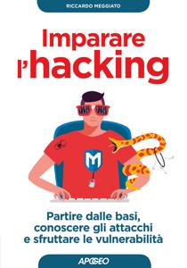 Imparare l'hacking Libro Cover