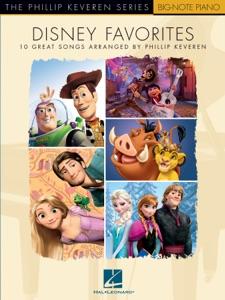Disney Favorites Book Cover