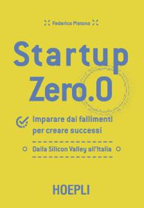 Startup Zero.0 Copertina del libro
