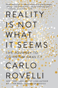 Reality Is Not What It Seems Book Cover