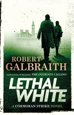 Lethal White - Robert Galbraith book