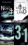 Die Arne-Eriksen-Trilogie Vaters Unbekanntes Land - Kalt Wie Nordlicht - Kein Guter Ort
