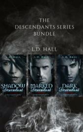The Descendants Series Bundle: Books 1, 1.5, 2, 3 book