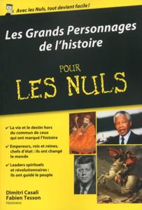 Les Grands Personnages de l'histoire pour les Nuls poche La couverture du livre martien