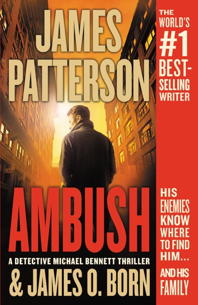 Ambush - James Patterson & James O. Born book cover