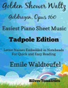 Golden Shower Waltz Easiest Piano Sheet Music Tadpole Edition