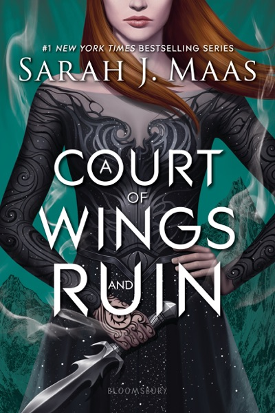 A Court of Wings and Ruin - Sarah J. Maas book cover
