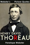 Websters Henry David Thoreau Picture Quotes