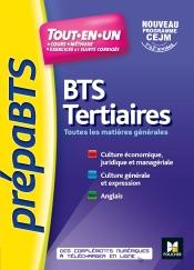 PREPABTS - Toutes les matières générales - BTS Tertiaires - Révision et entrainement - FXL