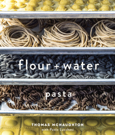 Flour and Water book
