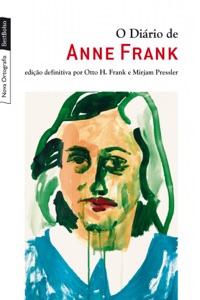 O Diário de Anne Frank de Anne Frank Capa de livro